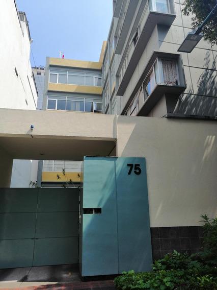 Departamento Minimalista Cerca Del Angel De Reforma