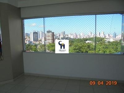 Eleven Imoveis, Apartamento A Venda No Itaigara Nascente 3/4 Com Dependência Completa, 2 Vagas, 120 M² - Ap02619 - 33955794