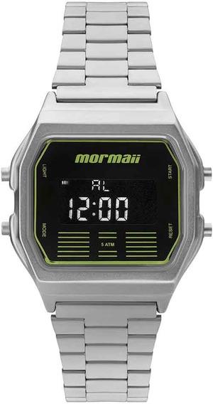 Relógio Mormaii Unissex Digital Mobj3715b/k3p