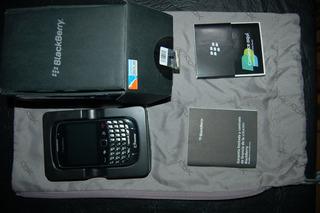 Celular Blackberry Curve Usado
