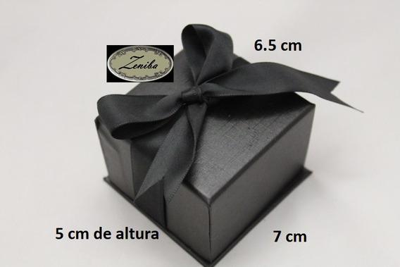 Caja De Lujo Para Anillo + Envío Incluido