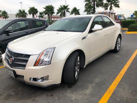 Cadillac Cts 2008 Excelentes Condiciones. Mtto De Agencia