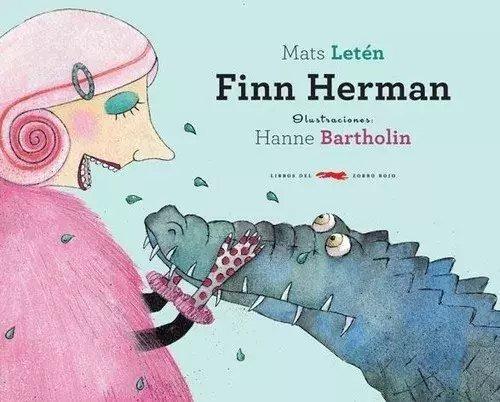 Finn Herman - Mats Letén - Zorro Rojo - Lu Reads