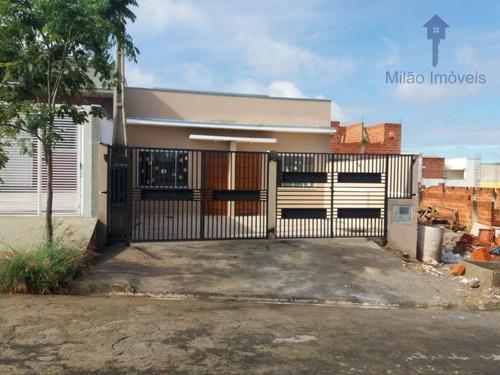 Casa À Venda, 50 M² Por R$ 158.000,00 - Jardim Santa Marta - Sorocaba/sp - Ca0490
