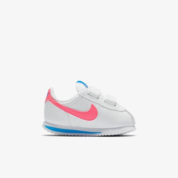 Zapatillas Nike Cortez Basic Para Niña - 22 Al 27/ Oferta