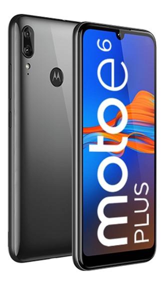 Motorola E6 Plus 2gb Ram 32gb Rom Gunmetal