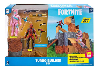 Fortnite Conjunto De 2 Figuras 10cm