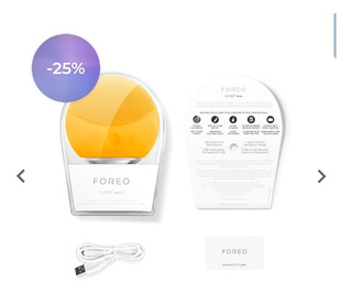 Foreo Luna Mini 2 Original - Recargable