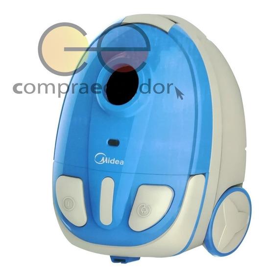 Midea Aspiradora Con Bolsa 1400w Capacidad 1.0l Cable 3.5 M