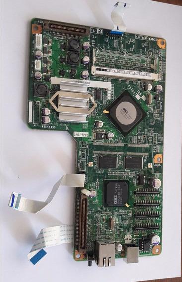 Placa Controladora (oda) Ref: 43548499 Okidata Mc 860, C821