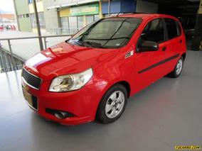 Chevrolet Aveo Emotion Gt Mt 1600 Cc 5p Aa 1ab