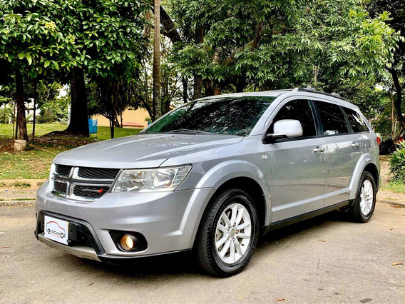 Dodge Journey Sxt 7 Puestos At6vel