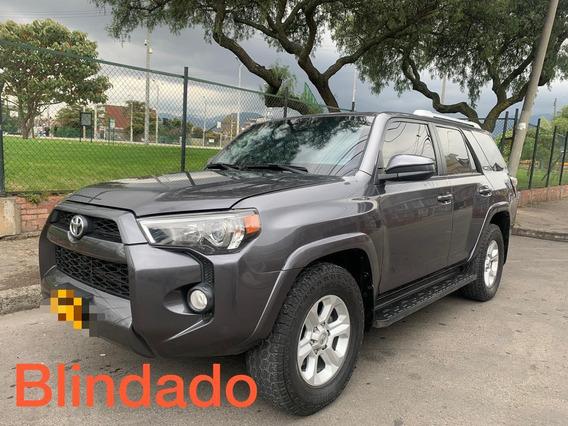 Toyota 4runner Blindada Sr5