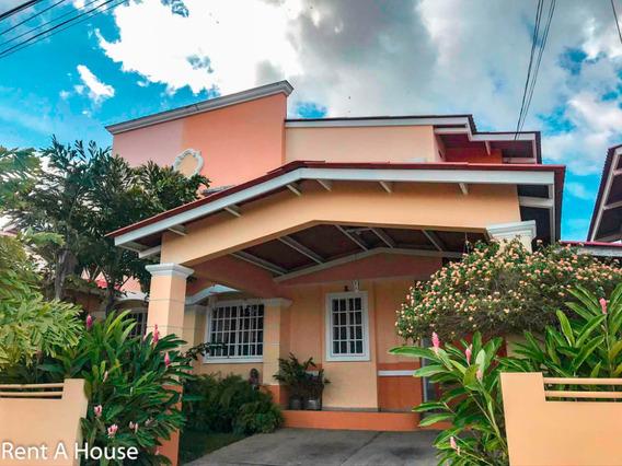 Venta Espléndida Casa En Villa Lucre Panama