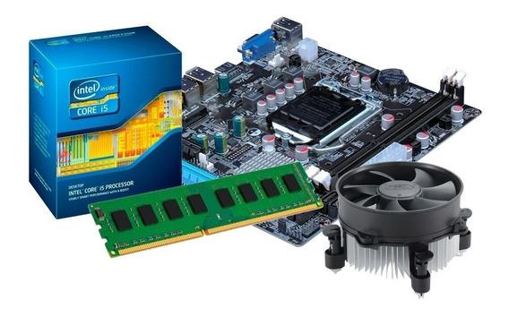 Kit Processador Intel I5 2400s 2.7ghz Hd 1tb Wd Fonte 220v