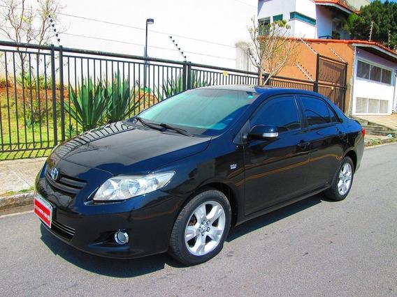 Corolla Xei 2009 Blindado Imbra Nível 3a Novo Impecável !!!