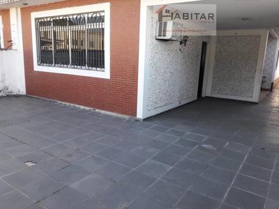 Casa A Venda No Bairro Vila Santo Antônio Em Guarujá - Sp. - 1048-1