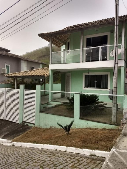 Casa Em Arsenal, São Gonçalo/rj De 130m² 3 Quartos À Venda Por R$ 371.000,00 - Ca308338