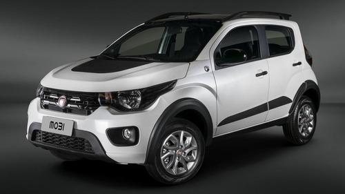Fiat Mobi Trekking 2021 100% Financiado!!!