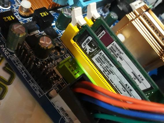 Computador Core 2 Quad Hd 500gb Memória 4gb Ddr2