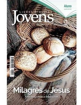 Ebd Lições Biblicas Jovens Aluno Cpad 3º Trimestre 2018