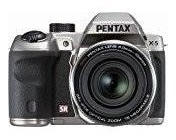 Pentax X-5 Classic Silver Doble Cámara De Alta Velocidad