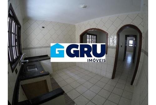 Sobrado Com 3 Dormitórios E 1 Suite À Venda, 108 M² Por R$ 450.000 - Jardim Santa Clara - Guarulhos/sp - Sob88