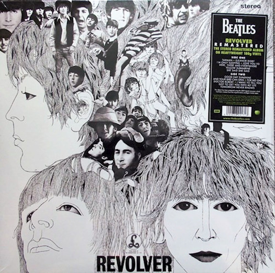 Vinilo Beatles The Revolver Vinilo Lp En Stock