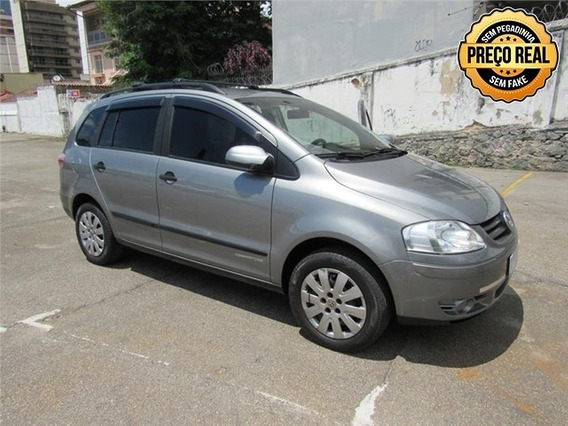 Volkswagen Spacefox 1.6 Mi Plus 8v Flex 4p Manual