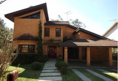 Casa Com 4 Dorms, Morada Dos Pássaros, Barueri, 413m² - Codigo: 89 - A89