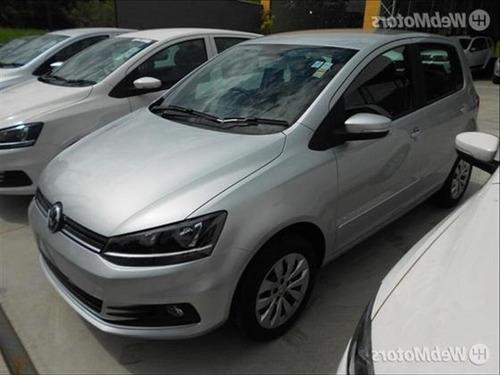 Imagem 1 de 8 de Volkswagen Fox 1.6 Msi Connect