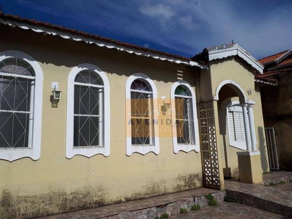 Casa Residencial À Venda, Vila Monte Alegre Ii, Paulínia. - Ca0990