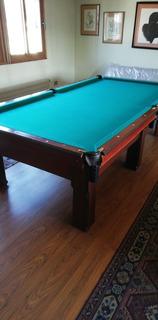 Mesa De Pool + Accesorios + Instalación