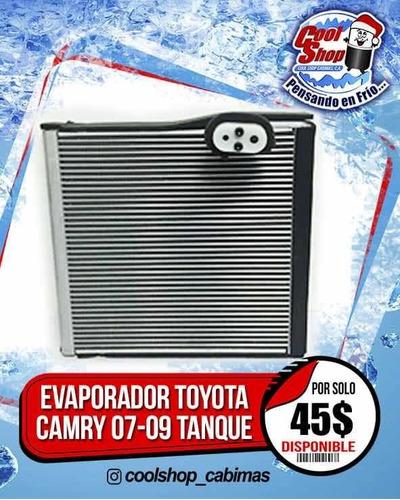 Evaporador Toyota Camry/previa 2007-2009