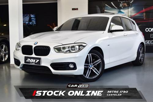 Bmw Serie 1 120i Sport Line 1.6 177cv 2017 - Car Cash