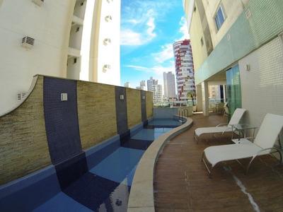 Ótimo Apartamento Em Balneário Camboriú Aceita Apartamento Em Curitiba - 3d060 - 4828958
