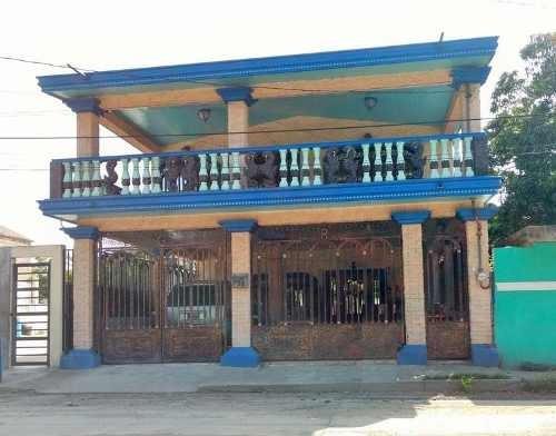 Casa En Venta En Col. Enrique Cárdenas, Tampico, Tam.