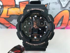 Relógio Casio Gshock Ga100gbx-1a4 Original Dos U S A