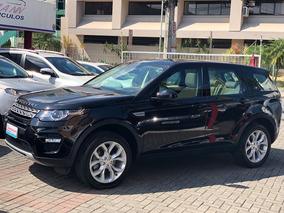 Land Rover Discovery Sport Hse 2.0 4wd 2015 Top De Linha 7l