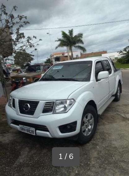 Nissan Frontier 2.5 S Cab. Dupla 4x2 4p 2014