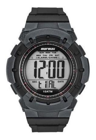Relógio Masculino Mormaii Acqua Pro Mo3571/8r Preto