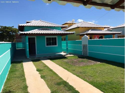 Imagem 1 de 15 de Casa Para Venda Em Saquarema, Jaconé (sampaio Correia), 2 Dormitórios, 1 Suíte, 2 Banheiros, 1 Vaga - 3165_2-1172375