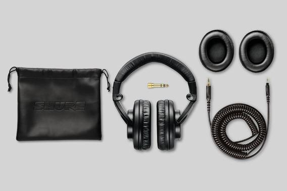 Audifono Srh840 Premium Para Estudio Shure