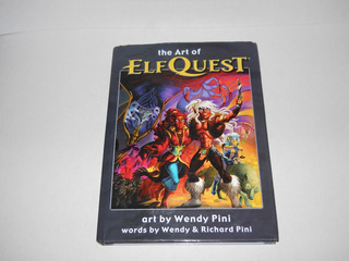 Libro The Art Of Elfquest El Arte De Elf Quest Flesk Pub
