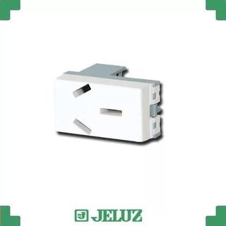 Modulo Toma 20a Amp P/ Aire Acondicionado Llave De Luz Jeluz