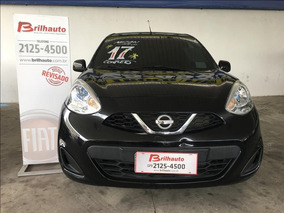 Nissan March March 1.0 S Flex Manual