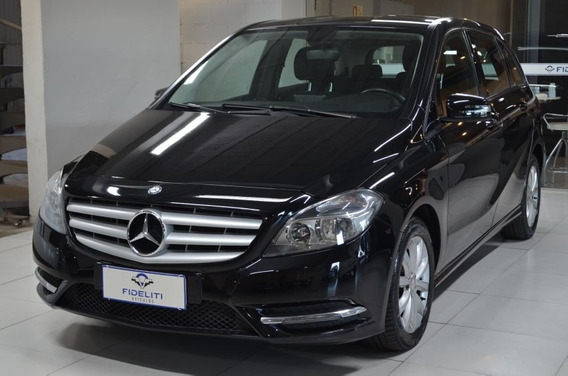 Mercedes-benz Classe B B200 Cgi 1.6 Turbo 156cv