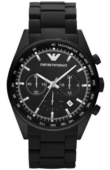 Relógio Emporio Armani Ar5981 Preto Com Caixa Frete Grátis.