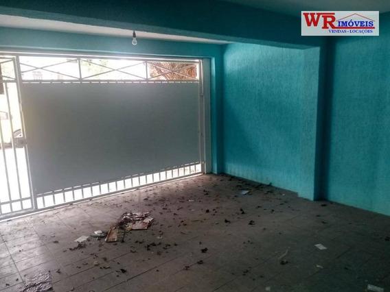 Casa Com 2 Dormitórios À Venda, 150 M² Por R$ 345.000 - Paulicéia - São Bernardo Do Campo/sp - Ca0374