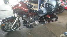 Harley Davidson - Cvo Electra Glide Ultra ( Batida ) Com Doc
